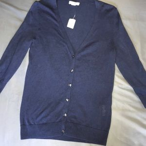 women's old navy cardigan NWT